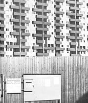 Urban planning in Darmstadt-Kranichstein