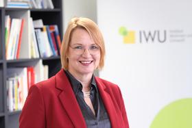Geschäftsführerin Dr. Monika Meyer